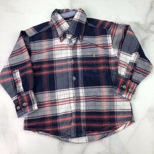 Twenty X Baby Boy 0-2 Yr Long Sleeve Button Front